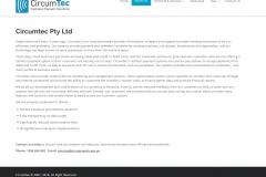 Web copy: Circumtec Pty Ltd