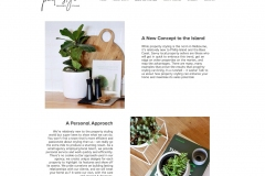 Web copy: Pint Size Property Styling - What we provide